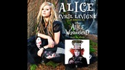 Lyrics Avril Lavigne - Alice Underground with lyrics