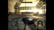 need for speed mw making burnouts