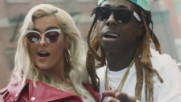 Bebe Rexha - The Way I Are ( Dance With Somebody ) feat. Lil Wayne ( Официално Видео )