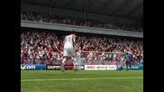 fifa13 goal Gareth Bale