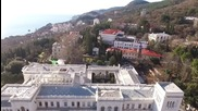 Russia: Drone's-eye-view captures Crimea's most spectacular landmarks