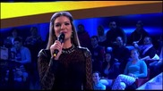 Gorana Babic - Ti si zelja mog zivota - Crno i zlatno - (Live) - ZG 2013 14 - 08.03.2014. EM 22.