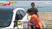[ Eng Subs ] Running Man - Ep. 146 (with Kim Sang-kyung and Uhm Jung-hwa) - 1/2
