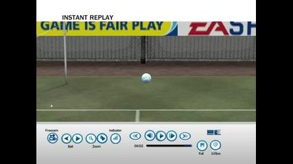 Fifa 08 красив гол епизод 19