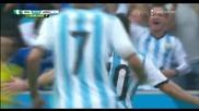 25.06.14 Нигерия - Аржентина 2:3 *световно първенство Бразилия 2014 *