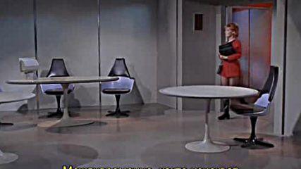 Стар Трек / Star Trek - сез.1 еп.10 - Менажерията / The menagerie 1 част Сащ (1966) bg sub