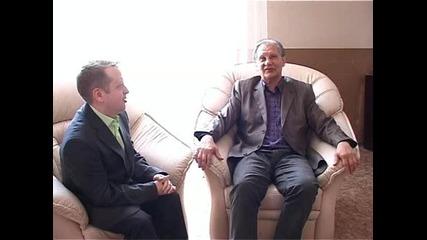Viacheslav Semienov interviewed by E. Schreiber ( Вячеслав Семёнов интервюиран от Д. Шрайбер)
