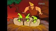 Johnny Bravo - 2sesone - Clan of the Cave Boob