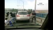 Арестът на Животното във Варна, видео