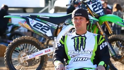 Chad Reed - Monster Energy Supercross