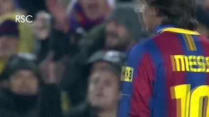 Lionel Messi - Skills