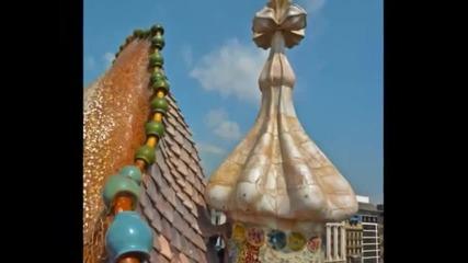 Антони Гауди ( Аntoni Gaudi) - известни произведения