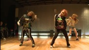 2ne1- I Am The Best [ Choreography Practice (uncut Ver.)