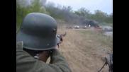 Стрелба Със Оръжия От Ww2