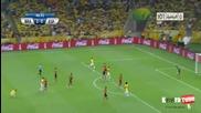 Бразилия 3-0 Испания - Финал за купата на Конфедерациите