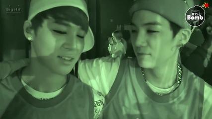 [bangtan Bomb] Tom and Jerry Suga&jimin; and Jin