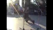 Son2crew 21.10.2009 Kardjali Stop twentyonecrew Breakdance Show