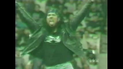 Wwf Smackdown - Big Show vs. X - Pac 06.01.2000