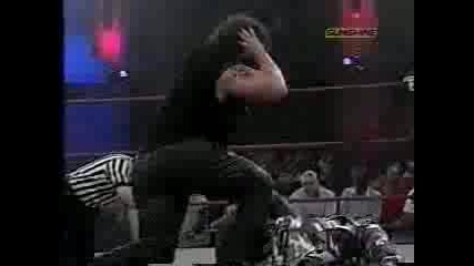 Tna - Abyss Vs. Ron Killings