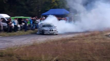 Bmw Пали гумите ( drift )