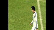 Pes12 / Real Madrid Vs. Arsenal [penaltys]