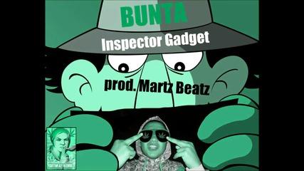 Bunta - Inspector Gadget/demo (prod. By Martz Beatz)
