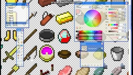 Kak da si napravim texture pack v minecraft 2