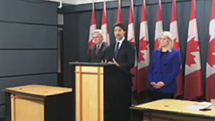 Canada: Trudeau announces compensation for families of Iran plane crash