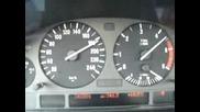 BMW E39 530d Ускорение 0 - 195 Км/ч