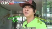 [ Eng Subs ] Running Man - Ep. 101 (with Yoon Jong Shin, Yoon Do Hyun, Kim Bum Soo) - 1/2