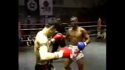 Crazy Muay Thai Fighter - Rambaa Somdet