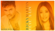 Ricky Martin - Vente Pa Ca Cover Audio ft. A-lin