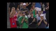 """Джокович отвя Ферер с 3:0 сета и е на финал на """"Аустрелиън Оупън"""""""