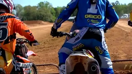 Justin Barcia-down N South Episode 1motocross Action Magazine