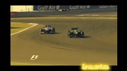 Formula 1 Bahrain 2010 - Tribute