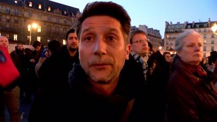 Belgium: Paris mayor organises rally to honour Brussels attacks victims