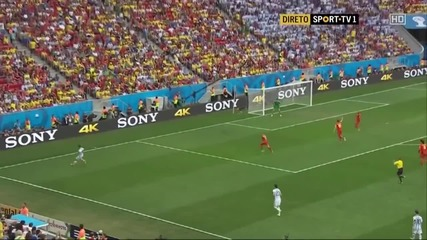 Аржентина 1:0 Белгия
