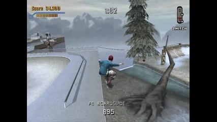 Tony Hawk pro skater 3 (gameplay)