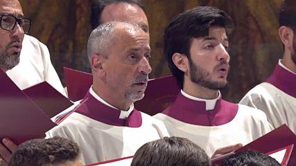 Sistine Chapel Choir - Victoria: Motet