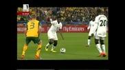 Гана - Австралия 1 - 1 Световна Купа - Юар 2010г