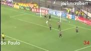 Neymars 69 Goals for Santos in 4 Minutes
