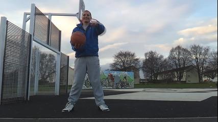 Интересни Баскетболни Кошове