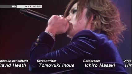 the Gazette - Filth in the Beauty - The 6th J-melo Awards (live)