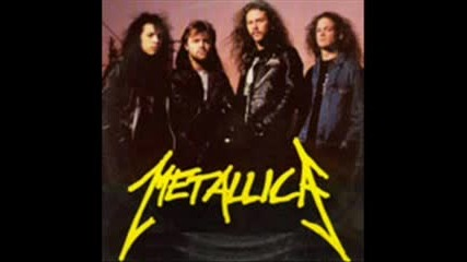 Metallica - My Friend Of Misery (original)