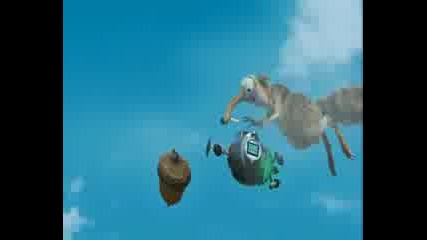 Scrat - No Time For Nuts