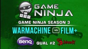 Game Ninja CS:GO #2 - warMachine vs Film Plus