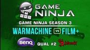 Game Ninja CS:GO #2 - warMachine vs Film Plus