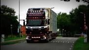 Scania R500 V8, Gert Posthouwer Transport