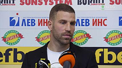 Кирил Динчев: Готови сме още утре да играем с Левски
