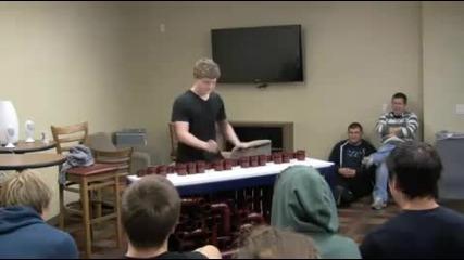Snubby Js - Свири на барабани направени от Pvc